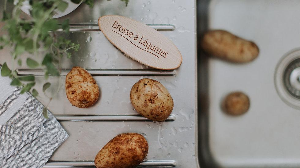 Redecker- Vegetable Brush