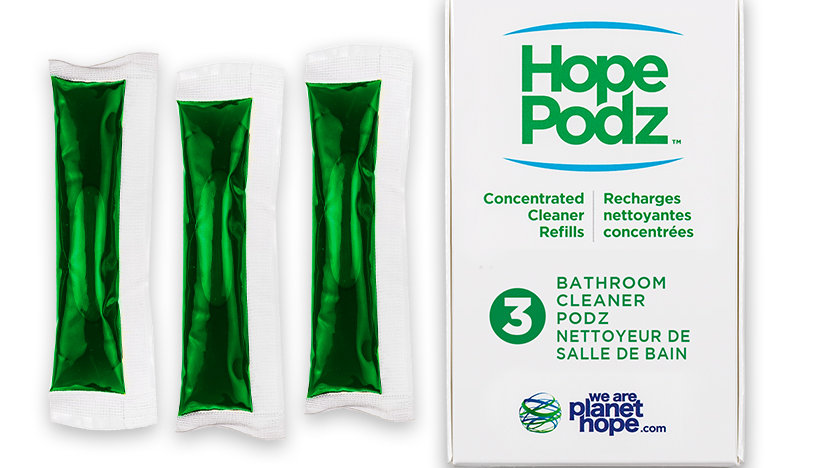 Hope Podz - Bathroom