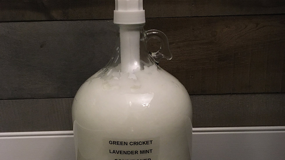 Conditioner (Lavender Mint) by Green Cricket Lifestyle