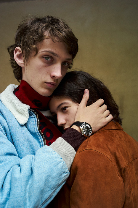 Max Farago Vogue Hommes