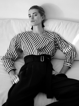 Zoe Ghertner Celine