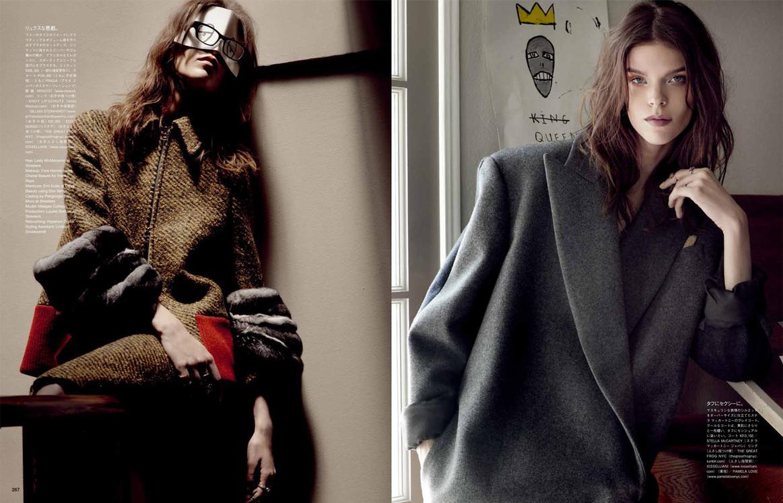 Mark Segal Vogue Nippon