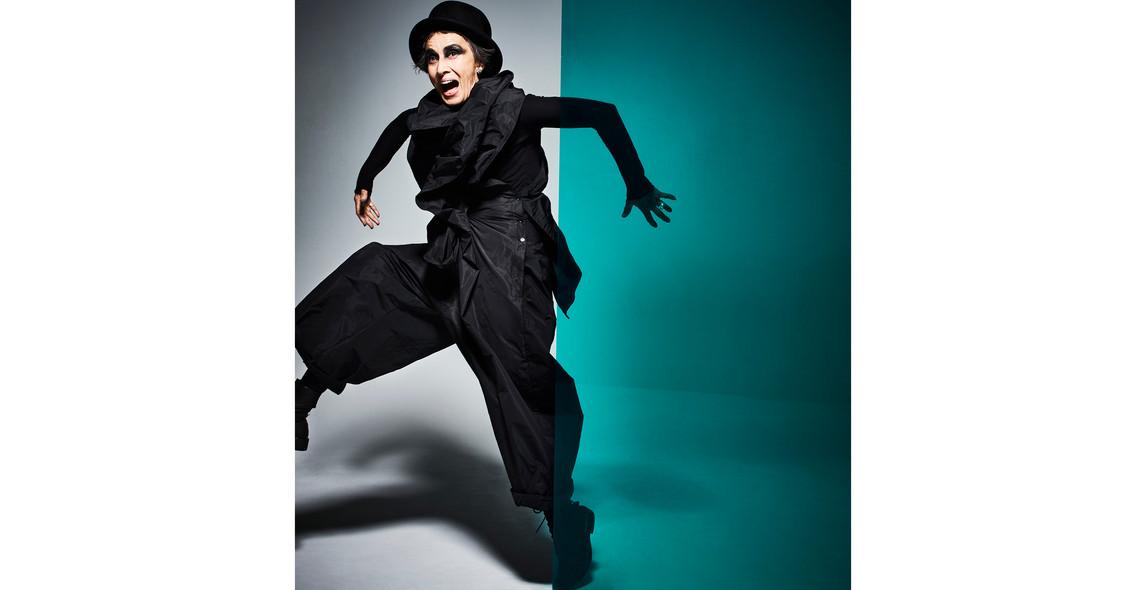 Michel Comte Vogue Nippon