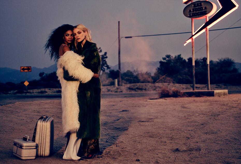 Michel Comte Vogue Italia