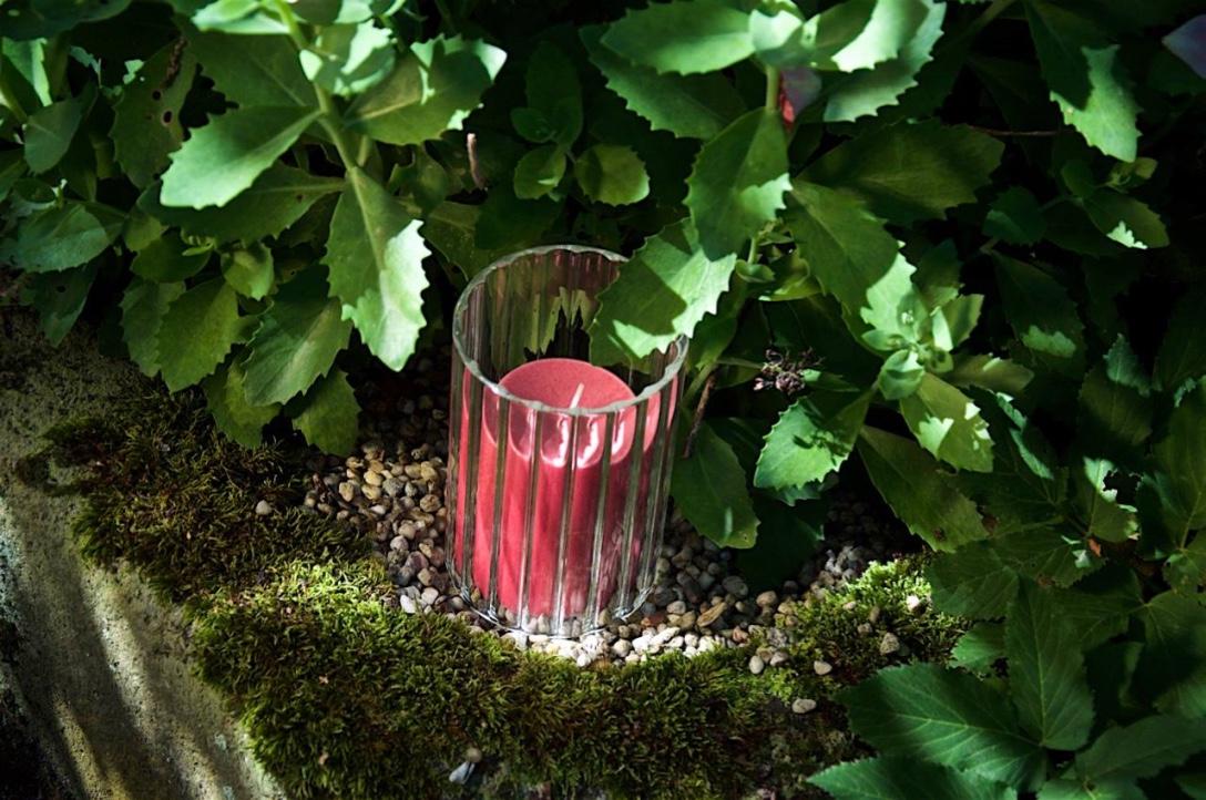 Innenprofil Glaszylinder