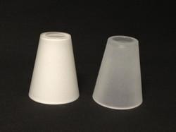 Lampenzylinder Original und Replica