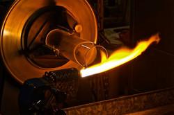 Heißbearbeitung bei ca. 2000°C