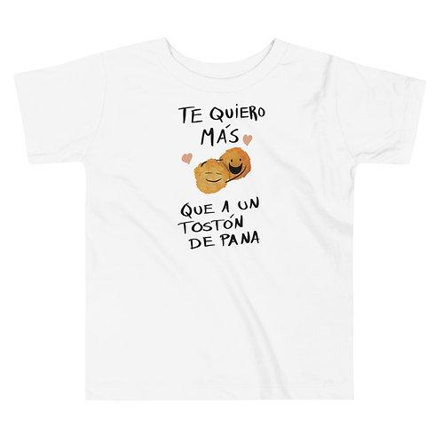 Te quiero Toddler T-Shirt
