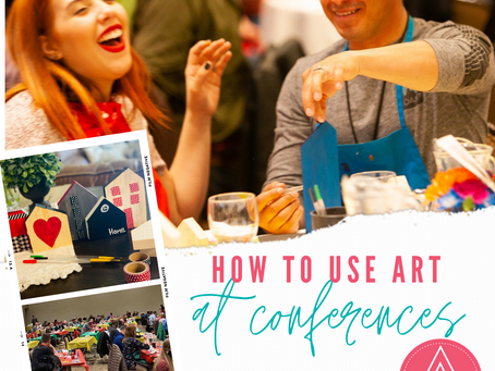 How to use ART at conferences!