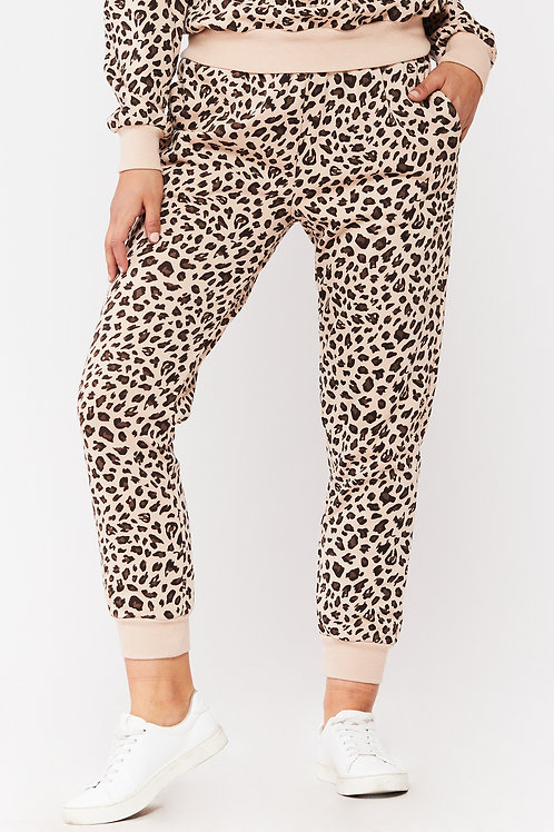 Jak & Rae: Leopard Lounge Joggers