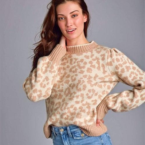 Adyson Parker: Leopard Sweater