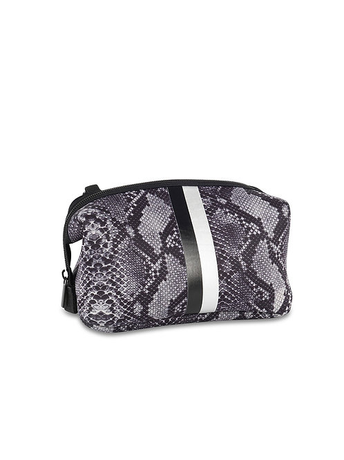 Haute Shore: Python Cosmetic Bag