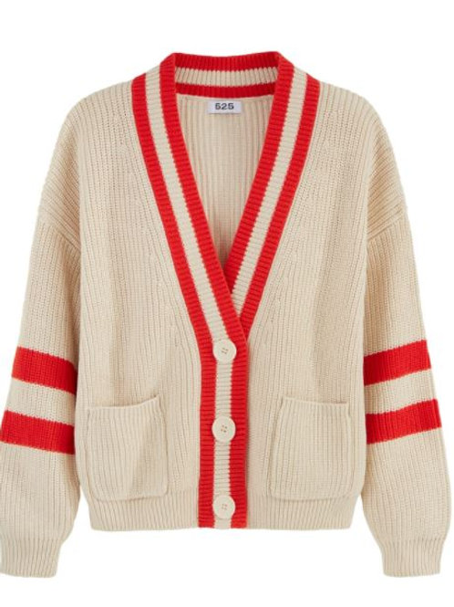 525 America: Varsity Cardigan