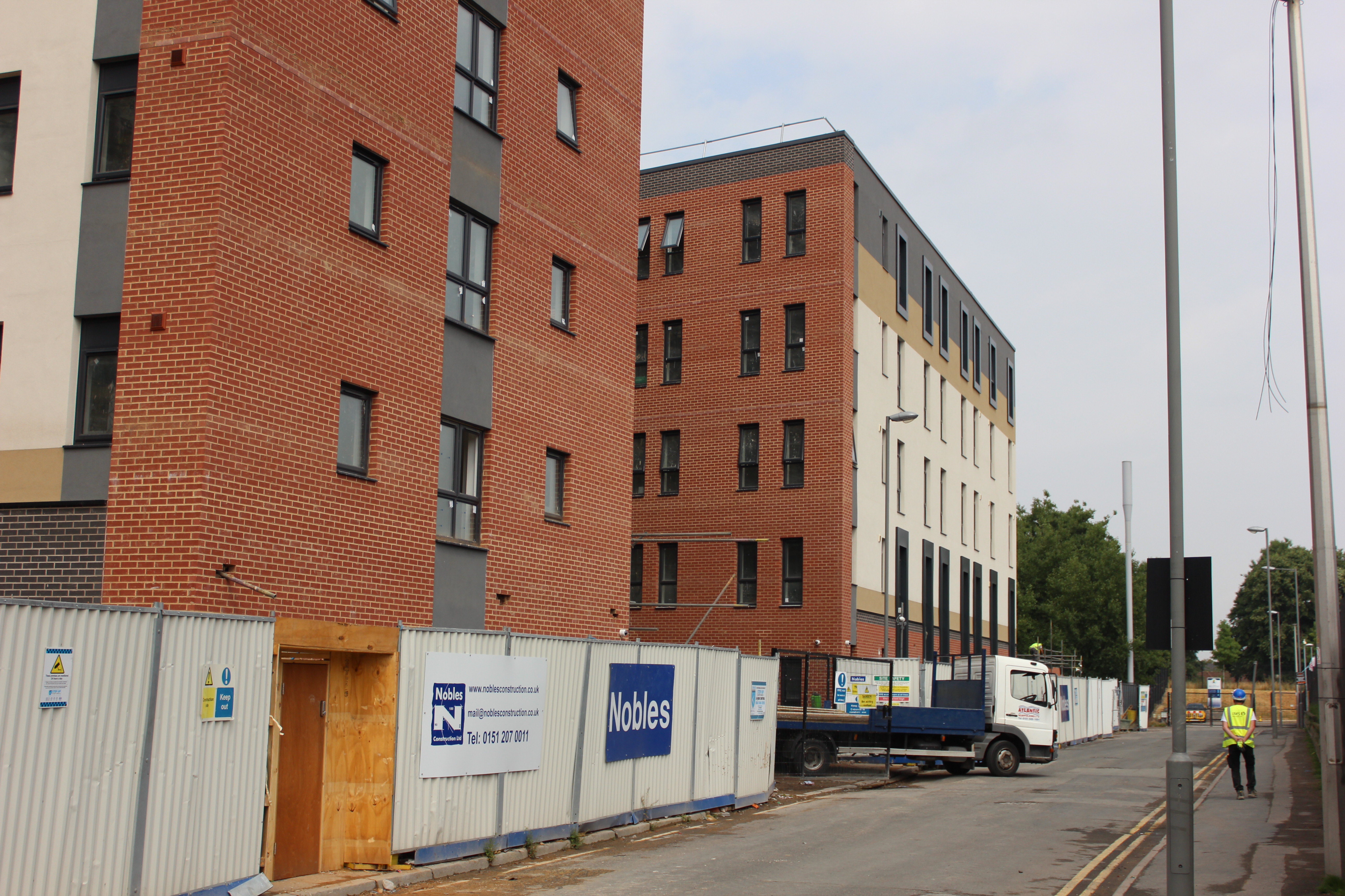 Student Accommodation - Nobles
