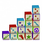 Pediatric phyical therapy building blocks