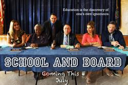 School and Board - Web Series