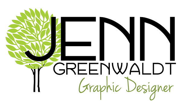 Jenn Greenwaldt Graphic Design