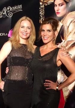 with Fia Perera