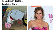 "This Is What The Cast Of ""SpongeBob SquarePants"" Looks Like In Real Life"