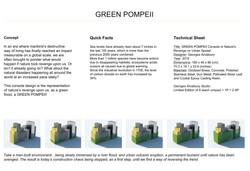 GREEN POMPEII