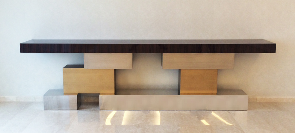 STRATOS - Dining Console