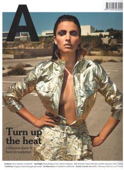 AISHTI Magazine - Cover