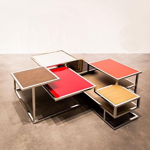 METROPOLIS - Coffee Table