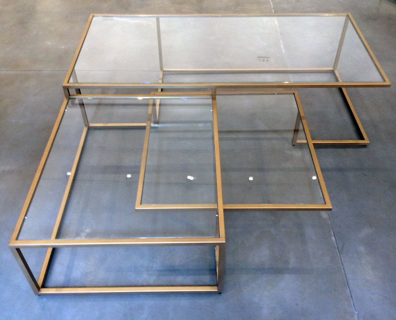 INFINITY - Coffee Table