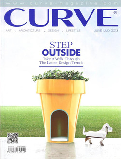 Curve - June 2013 - Cover