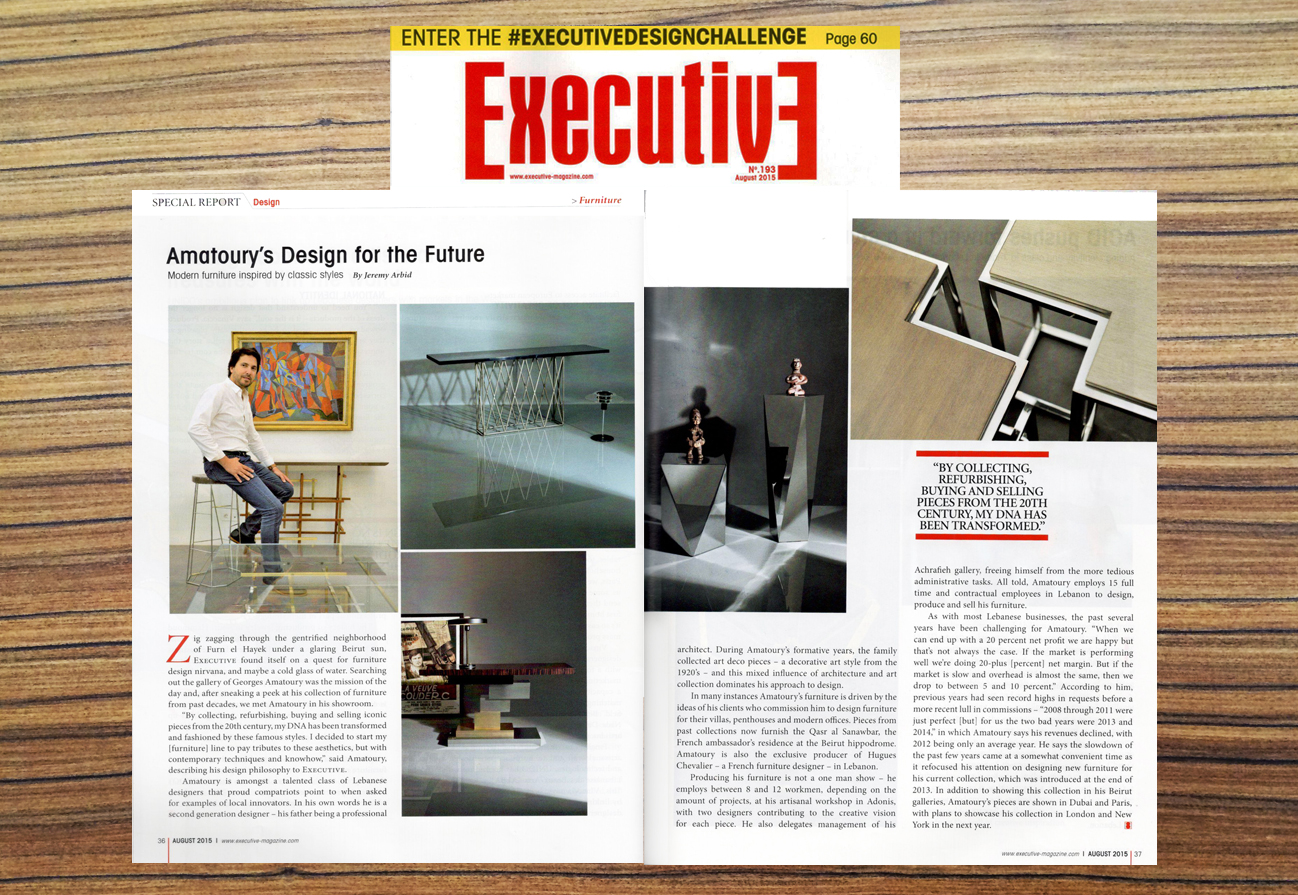 Executive August 2015