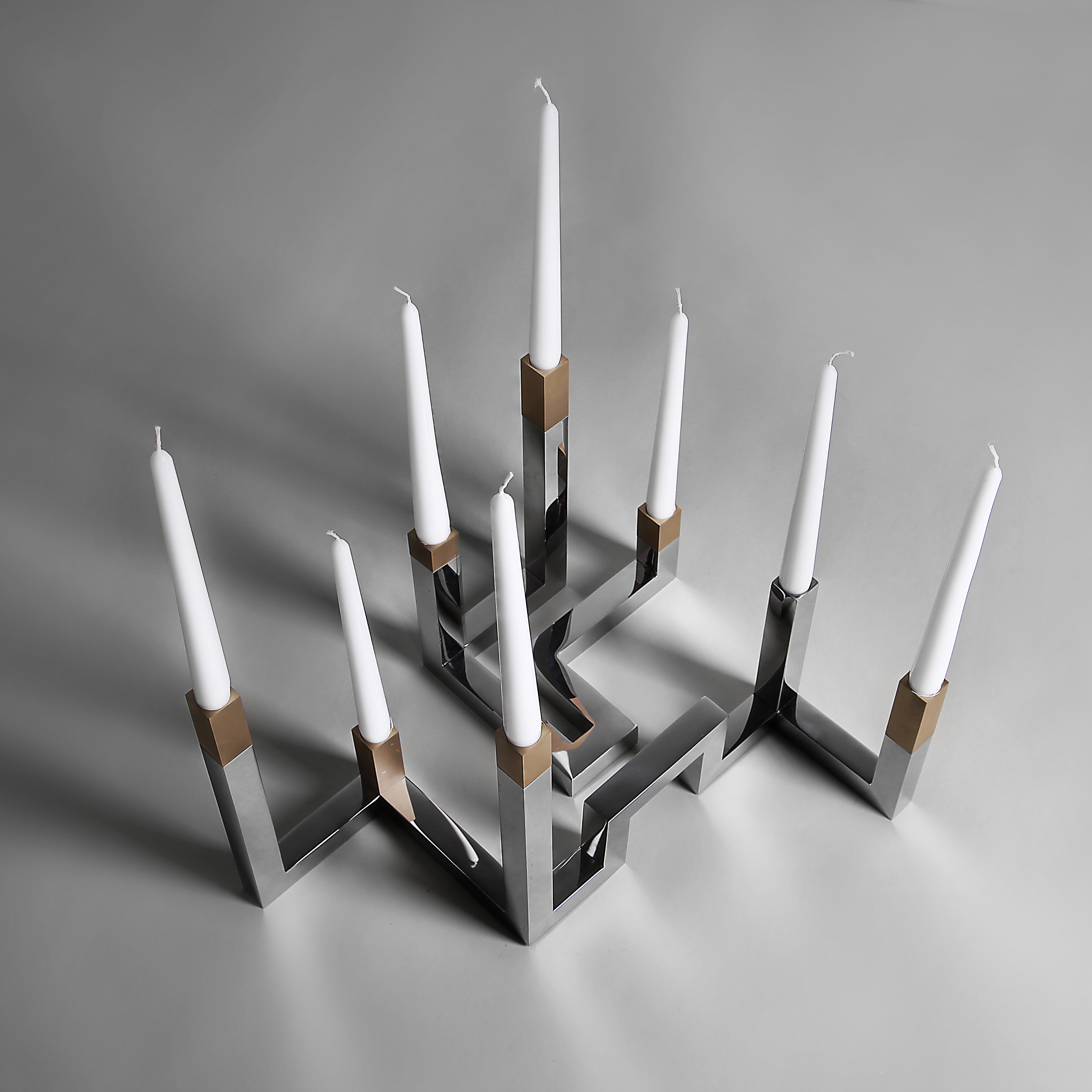 TETRA - Candle Holder