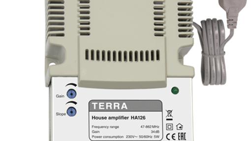 Усилитель TERRA HA126
