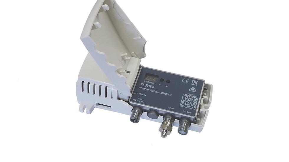 Модулятор TERRA MHD003 с блоком питания
