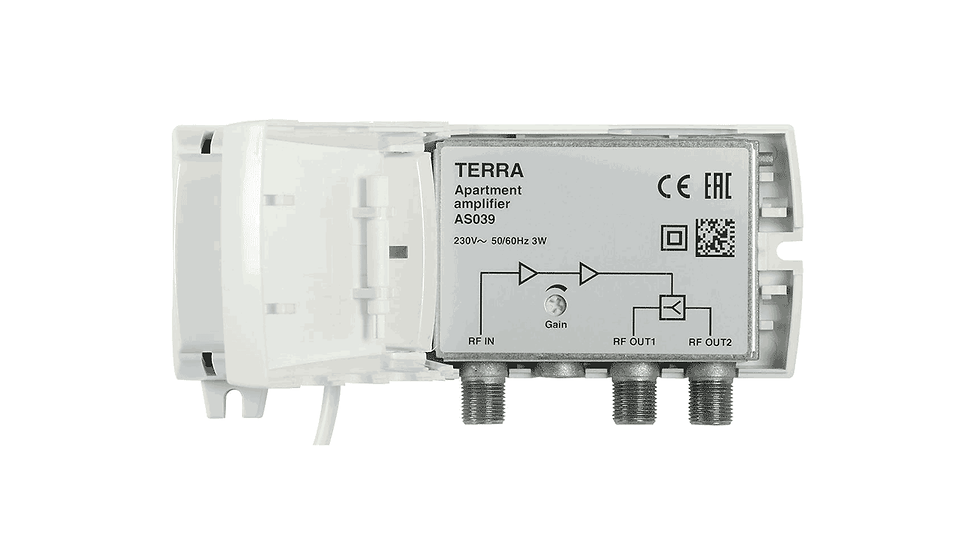 Усилитель TERRA AS039