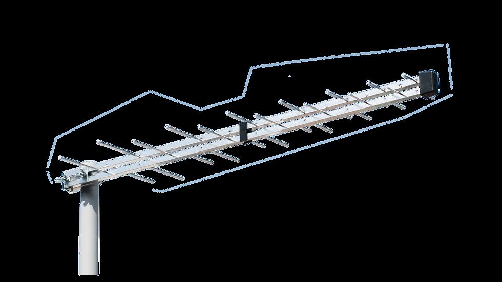 Антенна КС-28 21-69, Ку 9,5дБ