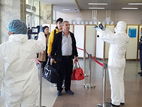 Гражданам Кыргызстана пересекать границу по ID-картам можно только в исключительных случаях
