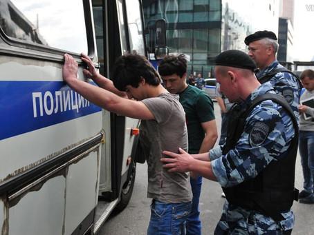В Кемерово в дачном доме поймали 12 нелегальных иностранцев