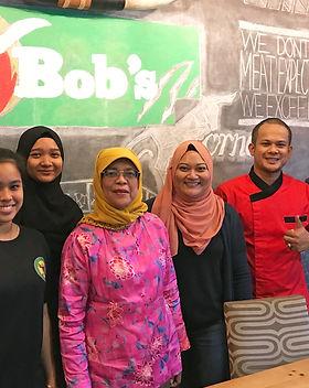 president halimah yacob at tbobscorner