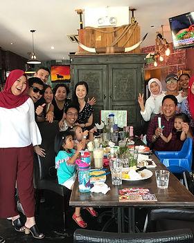 birthday gathering