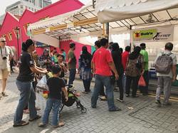 Last 5 days of Masjid Sultan Bazaar! See y'all later!__T Bob's Corner restaurant _ 527 Bedok North S