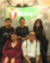 Najip Ali, Nurul Aini, Haryani Othman at tbobscorner