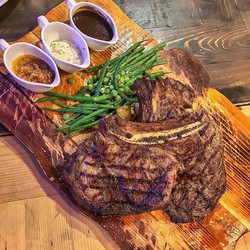 Have you tried our massive 1kg steak_ Repost _repomaan_ ; 😎😎 #whatidobest #ilivetoeat