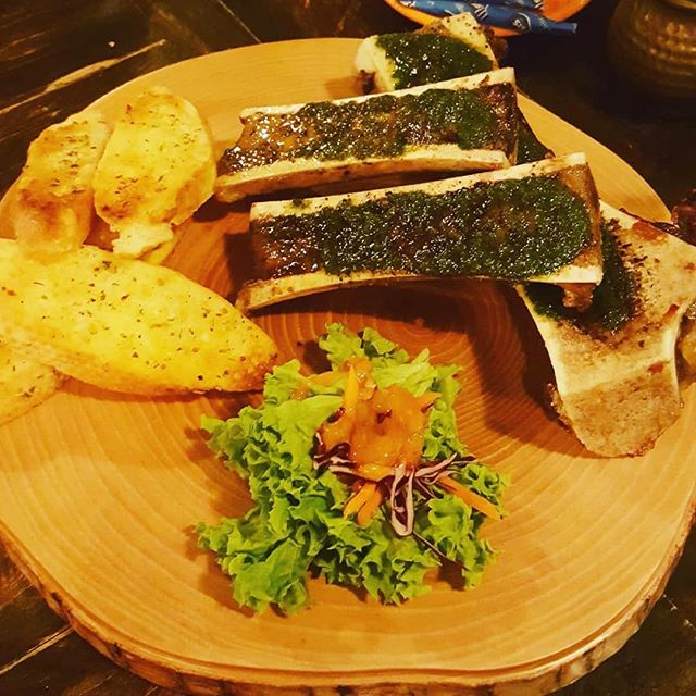 Woohoo! Glad you loved our Beef Bone Marrow! New addition to our menu! Repost from _shukrinhenris Be