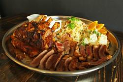 ramadan meat platter