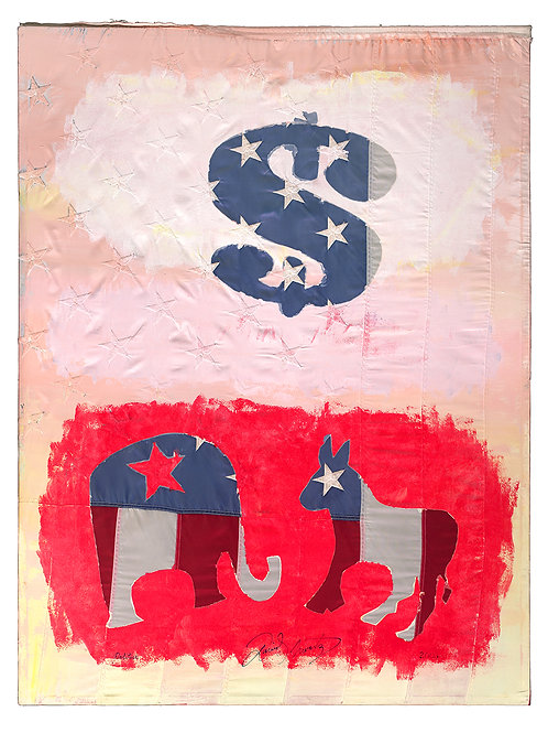 Rothko's Comment on Politics