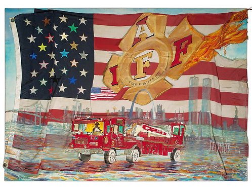 Fire Fighter(SOLD)