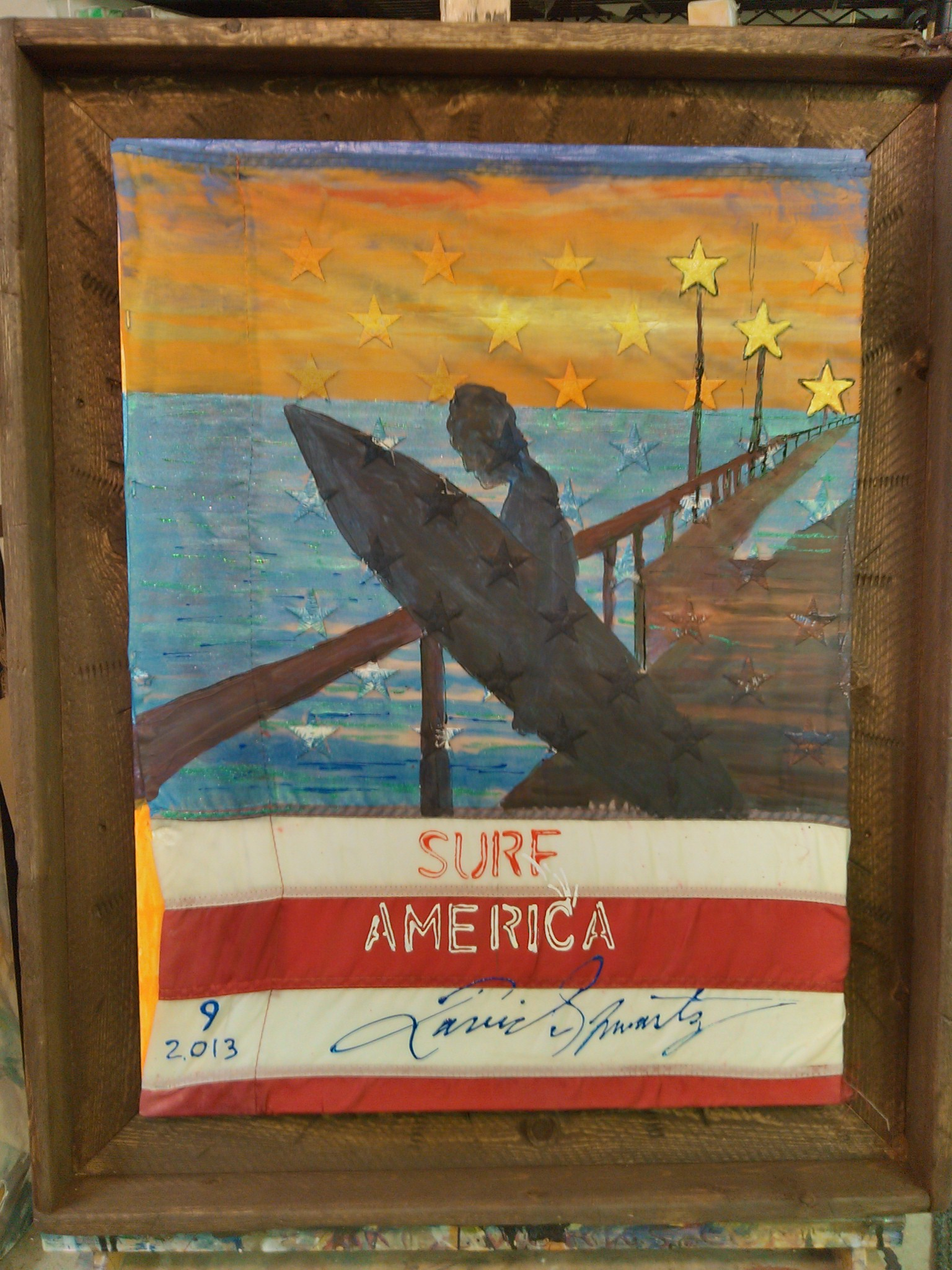Surf America 2013