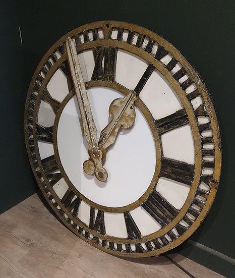Massive Clock Face SOLD