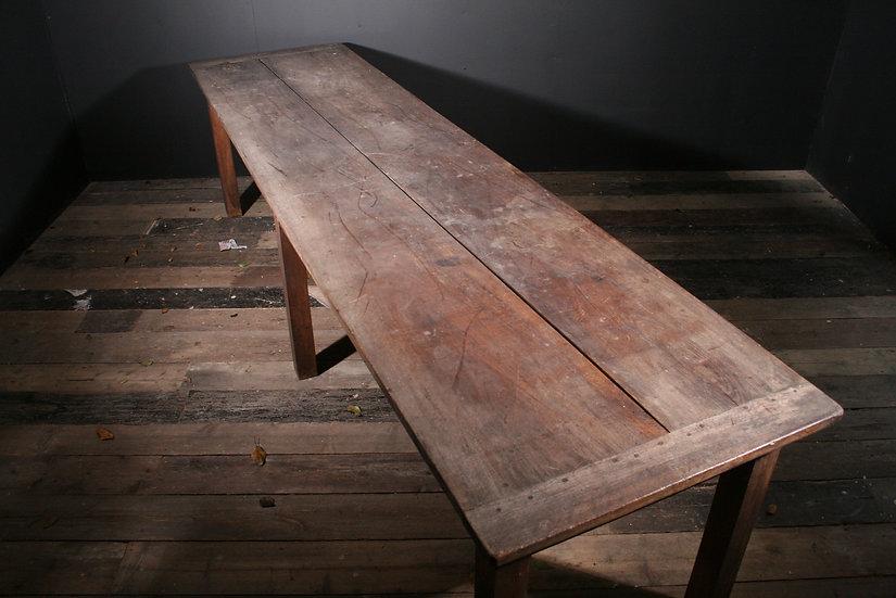 Twin Plank Walnut Table SOLD