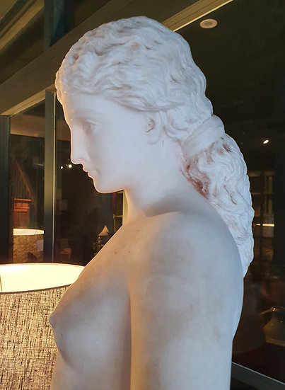 Marble Statue SOLD